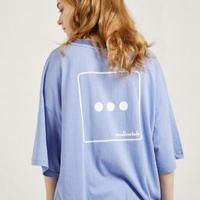 『Swallowtale』 ドットドットドット Tシャツ (Blue)