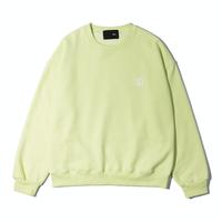 『 BY:L 』    ロゴスウェットシャツ (LightGreen)