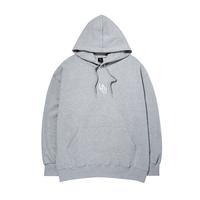 『CORUNU』  シグネチャーロゴパーカー (Grey)