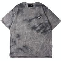 『 BY:L 』    エンブレムタイダイTシャツ (Grey)