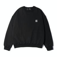 『 BY:L 』    ロゴスウェットシャツ (Black)