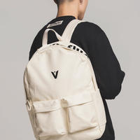 Verynineflux V MARK リュック (Beige)