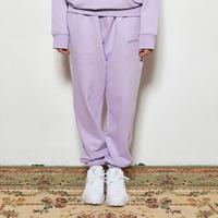 『VETEZE』  スタジオスウェットパンツ (Lavender)