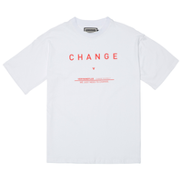 『Verynineflux』  フォース  Tシャツ (White)