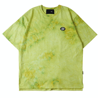 『 BY:L 』    エンブレムタイダイTシャツ (Lime)