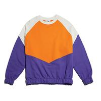 『Motivestreet』 カラーシグナルスウェット (Orange)