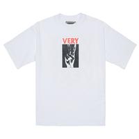 『Verynineflux』  ビクトリーTシャツ (White)