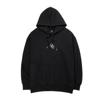 『CORUNU』  シグネチャーロゴパーカー (Black)