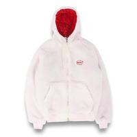 『MOTIVESTREET』   フリースタイダイパーカージャケット (Pink)
