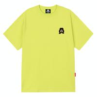 『TRIPSHION』  JESUS FACE Tシャツ (Yellow)