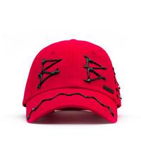 『BLACKBLOND』 ブラックデビルキャップ (Red)
