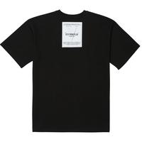 『Verynineflux』 ビハインド Tシャツ (Black)