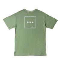 『Swallowtale』 ドットドットドット Tシャツ (Green)