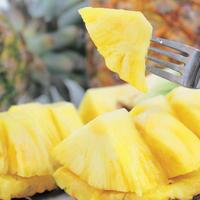 石垣島産パイナップル(ハワイ種)2Lサイズ(1kg〜1.2kg)×3玉