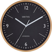 SMITH<WOODEN  WALL CLOCK>