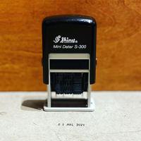 Shiny MINI DATE PRINTER<S-300>
