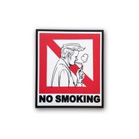 NO SMOKING ステッカー