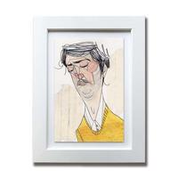 黄色いセーターの男 no.30