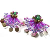 Purple&pink pierce