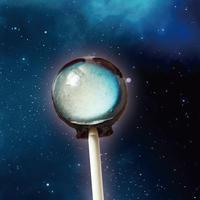 I Want Candy 惑星キャンディ URANUS(天王星)ブラックベリー味