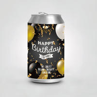 Ovidias チョコ缶「HAPPY BIRTHDAY TO YOU!」  12缶入り