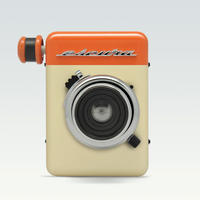 Escura Instant 60s  オレンジ