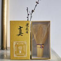 SUIKAEN 国産茶筌 色糸  中荒穂