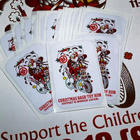 SUPPORT 81 Christmas Bash Toy Run Sticker