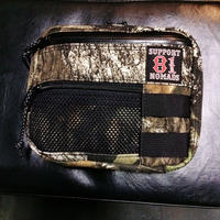 SUPPORT 81 Handle Bar Bag(Mossy aok camo)