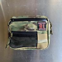 SUPPORT 81 Handle Bar Bag(MultiCam)