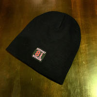 SUPPORT 81 TAG BEANIE_Black