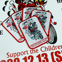 SUPPORT 81 Christmas Bash Toy Run Patch