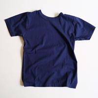 半袖Tシャツ(紺)|marobaya