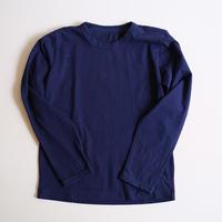 長袖Tシャツ(紺)|marobaya