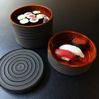Tsumuki 象谷塗 三段