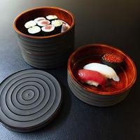 tsumu-ki(積む器)象谷塗 本体一段