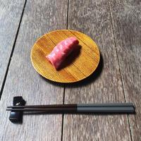 【期間限定生産】けやきプレート 13.5cm