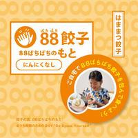 88ぱちぱち餃子のもと(にんにくなし)【全国冷凍配送】