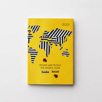 8ablishオリジナルスケジュール帳2021