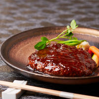 【冷凍】近江牛100%ステーキハンバーグ   5個入り
