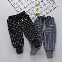 送料無料★stripe pants 2colorストライプパンツ