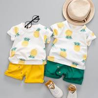 送料無料pineapple☆Tシャツ+パンツ