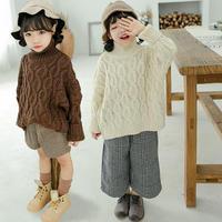 送料無料★chain knitドルマンニット