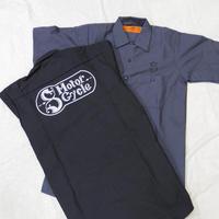 EMC ワークシャツ グレー