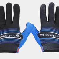 DIXXON AMF GLOVES - BLUE