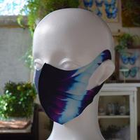 ディダミアモルフォ(lightbblue×lavender.col)のマスク