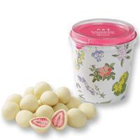 【六花亭】 ストロベリーチョコ ホワイト