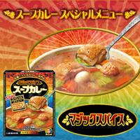 【北海道札幌スープカレー】<br>マジックスパイス スープカレー<br>(スペシャルメニュー)【マジスパ】