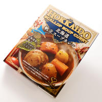 【栄屋】北海道 帆立スープカレー 【南華園】<br>HOKKAIDO PORK SOUP CURRY