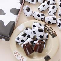 【北海道限定】北海道 十勝チョコレート 40個入 牛柄の牛乳缶の形をしたチョコ